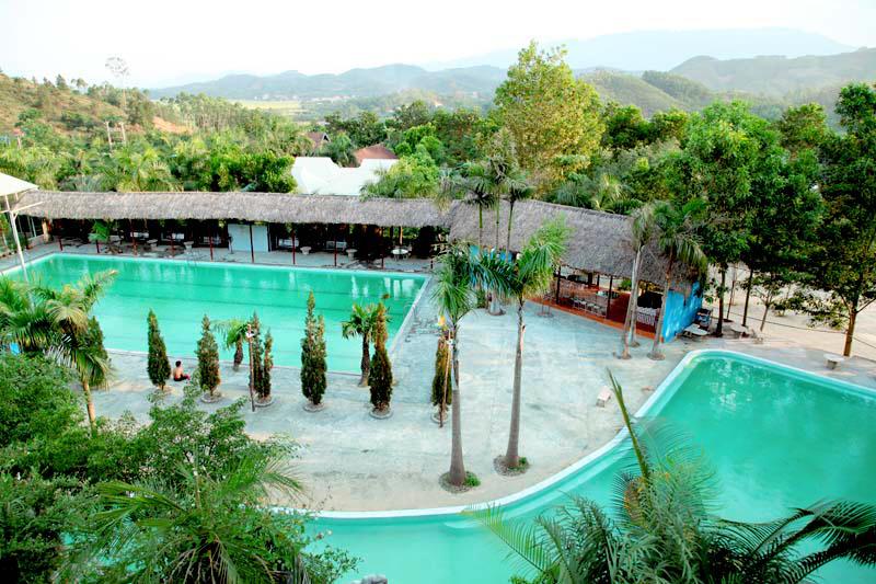 giới thiệu về thanh lâm resort