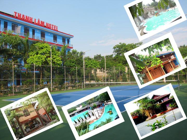 Toàn cảnh Thanh Lâm Resort