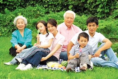 du lịch gia đình