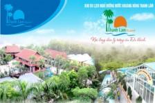 khu du lịch nghỉ dưỡng nước khoáng nóng