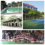 Khám phá resort thanh thủy - Thanh Lâm resort