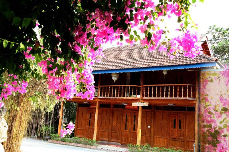 Nhà Dao Đỏ - Thanh Lâm Resort