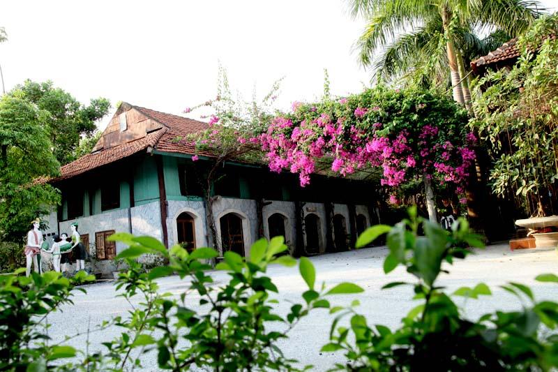 Resort Thanh Lâm - Nhà Tày