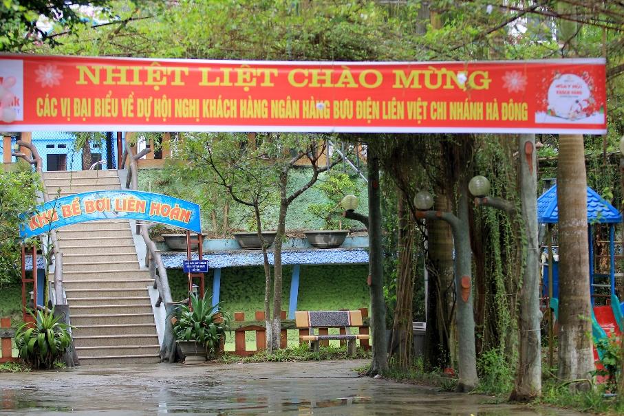 địa điểm tổ chức hội nghị gần hà nội