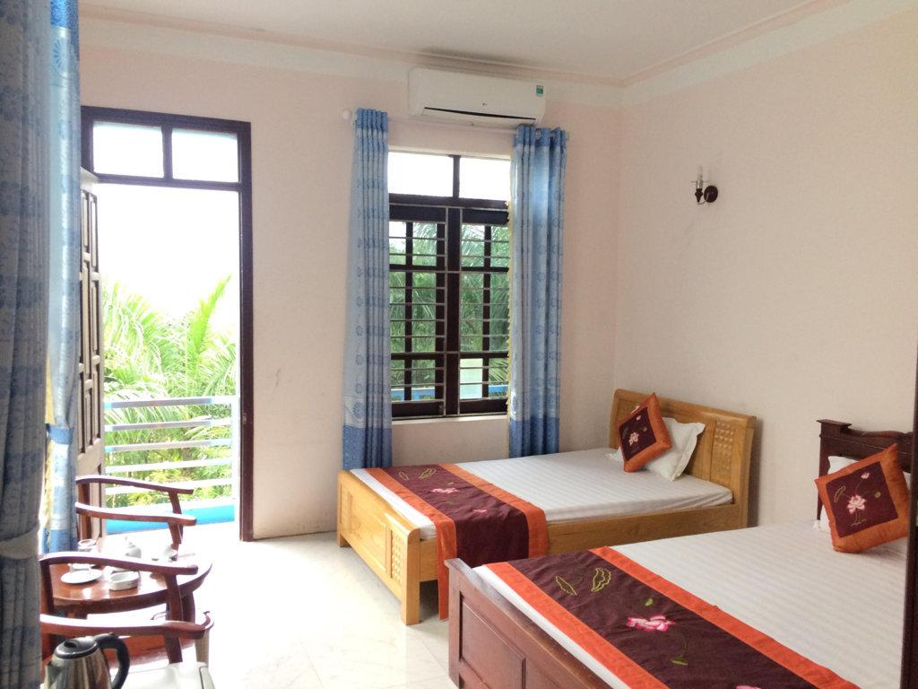 Nghỉ phòng khách sạn tại Thanh Lâm